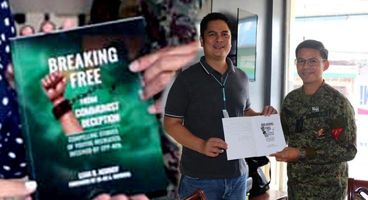 53IB Updates PCOO on ELCAC Operations in Zamboanga del Sur