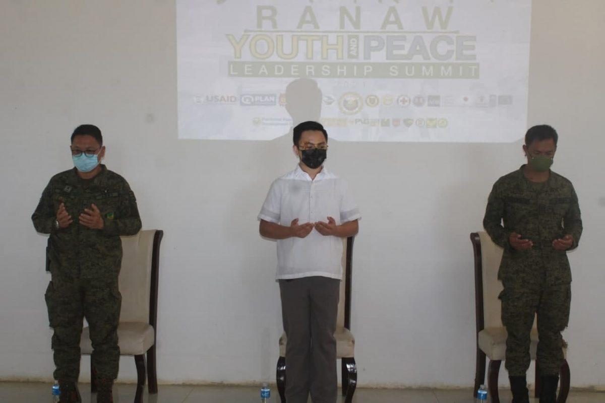 1ST RYPLS 2021 opens at Kampo Ranao, Marawi City
