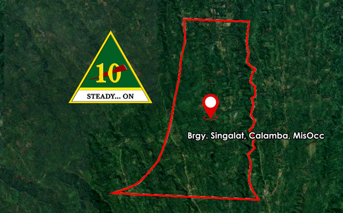 Army's 10IB exchanges fire with NPA in MisOcc