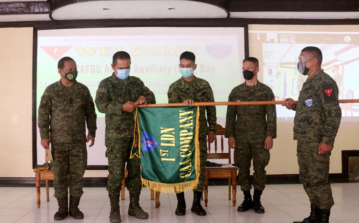 1ID celebrates CAFGU Active Auxiliary Day