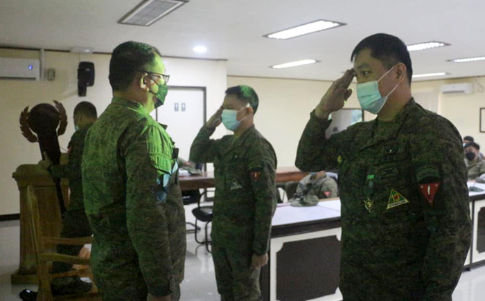 1ID installs new Personnel Office Chief